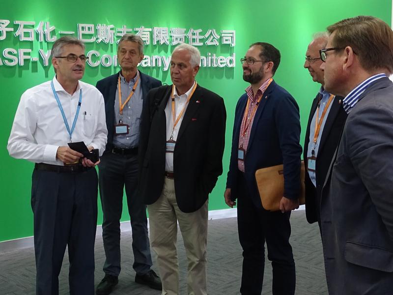 China Insight 2017 bei BASF Chinaforum Bayern