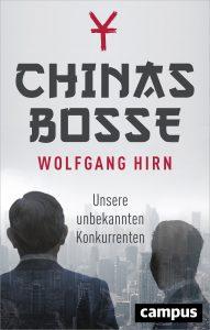 Wolfgang Hirn Chinas Bosse Buch