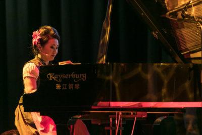 Piano Flügel Klavier Bayerisch-Chinesisches Frühlingsfest Chinaforum Bayern 2018