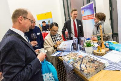 Zeitschriften Bayerisch-Chinesisches Frühlingsfest Chinaforum Bayern 2018