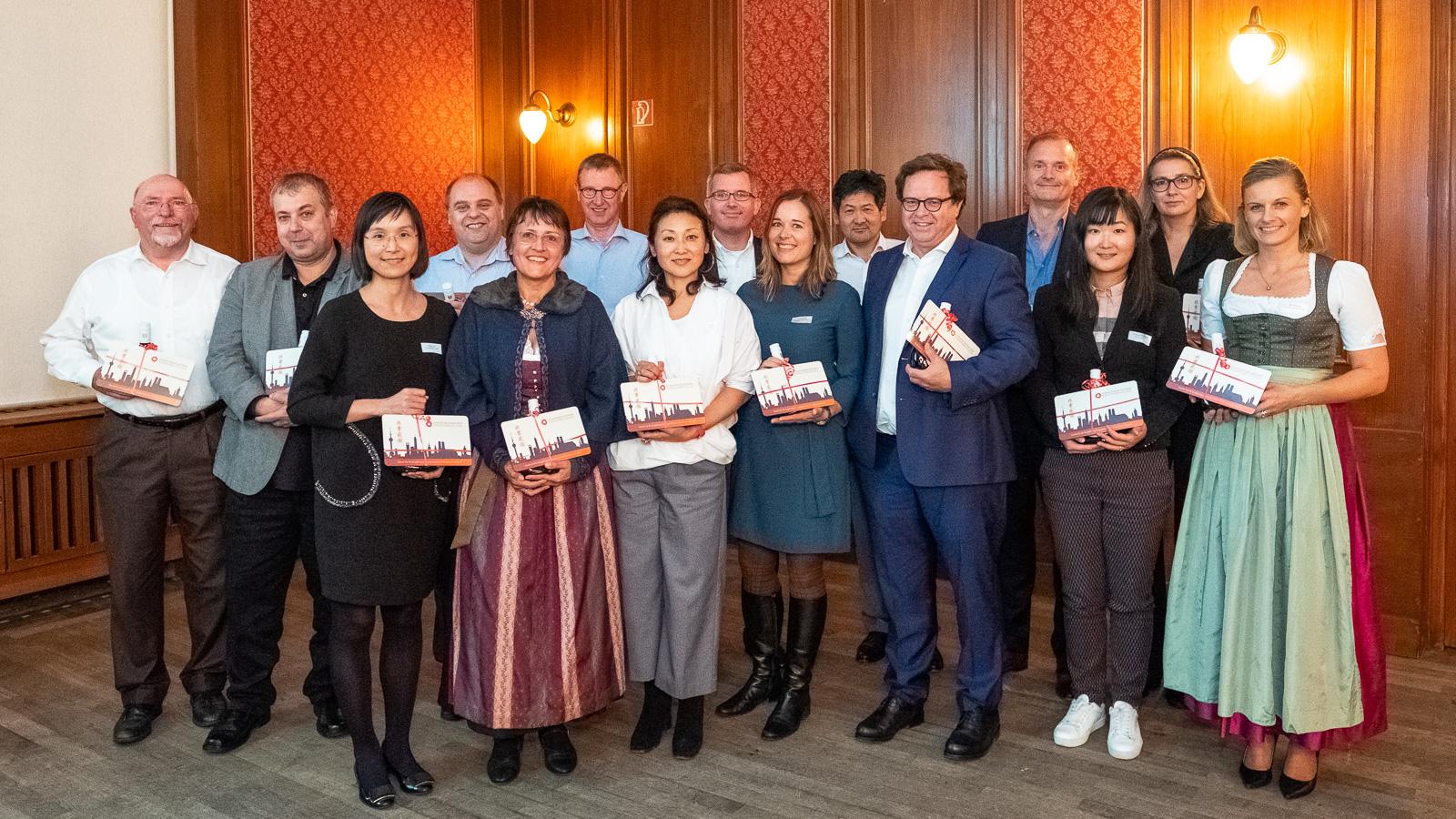 Jubiläumsfeier Chinaforum Bayern 2018