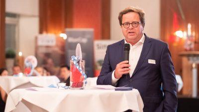 Rede Jubiläumsfeier Chinaforum Bayern 2018